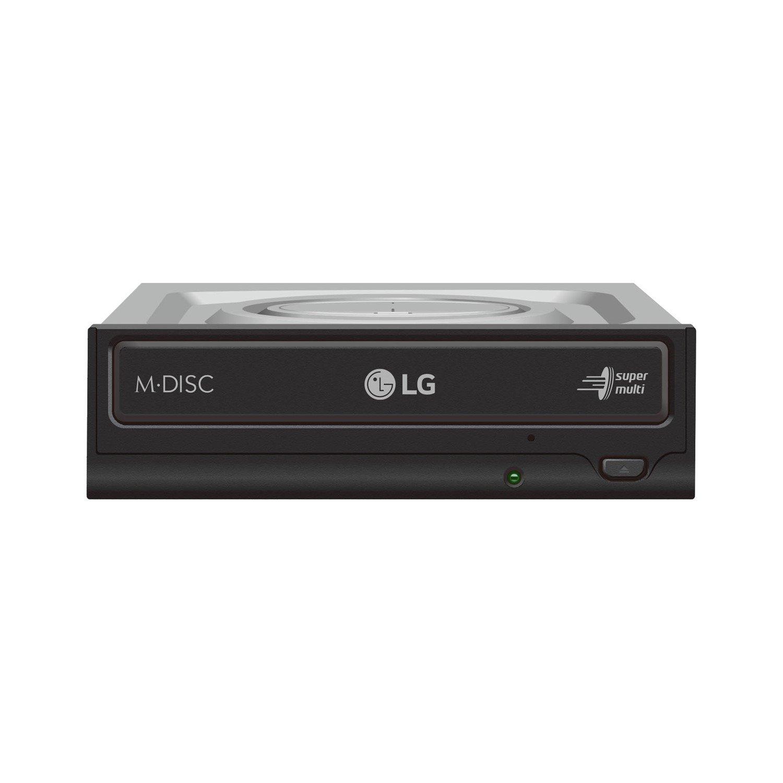 LG GH24NSD1 DVD-Writer - Bulk Pack - Black
