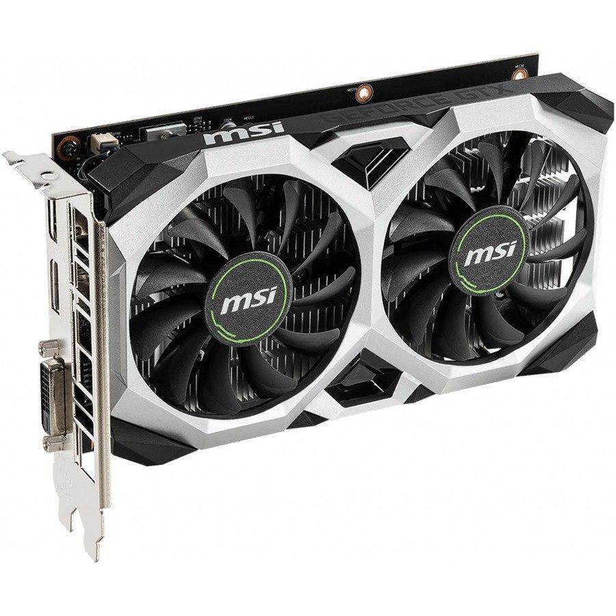 MSI NVIDIA GeForce GTX 1650 Graphic Card - 4 GB GDDR5