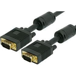 Comsol 30 m Coaxial Video Cable for Monitor, PC, Video Device