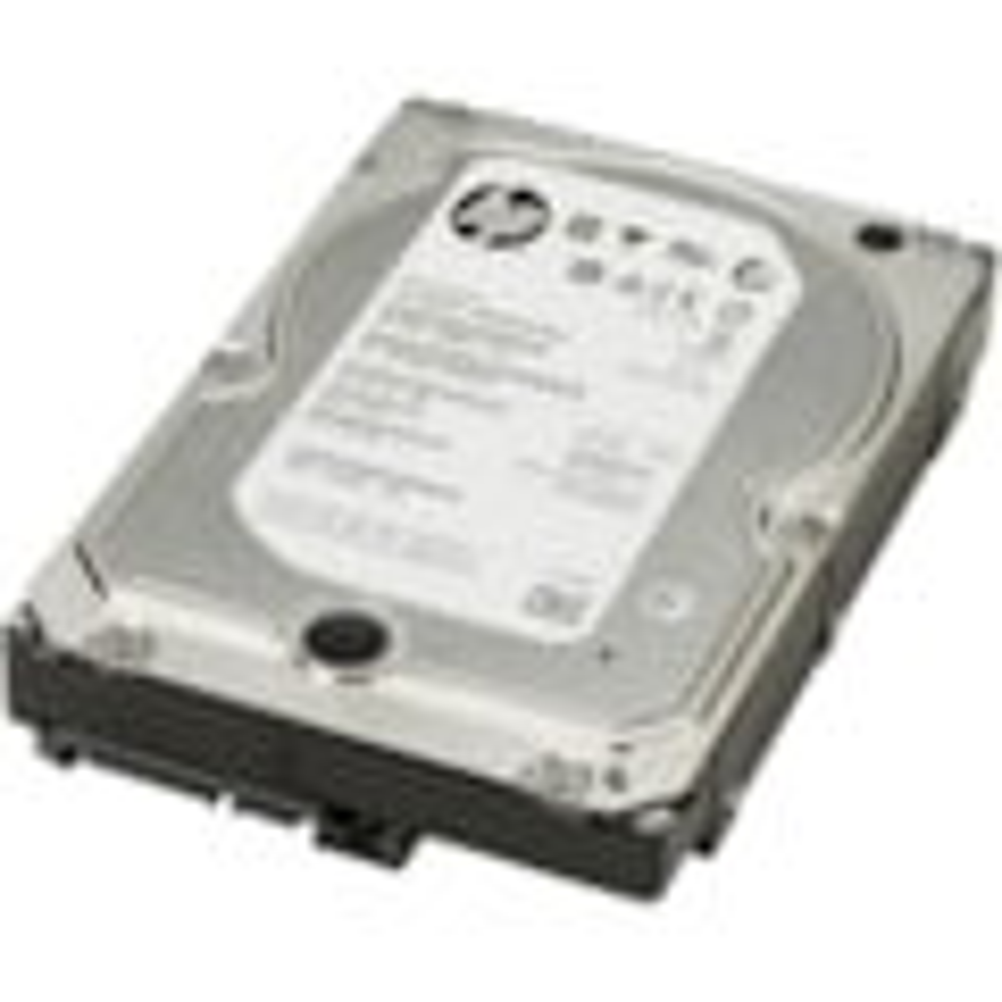 """HP 4 TB Hard Drive - 3.5"""" Internal - SATA"""