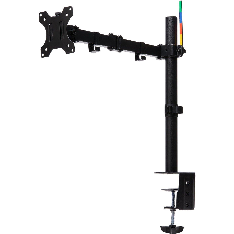Kensington SmartFit Desk Mount for Monitor - Black