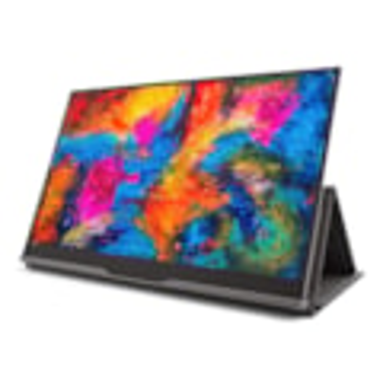 "V7 L156TCH-1G 15.6"" LCD Touchscreen Monitor - 16:9 - 15 ms"