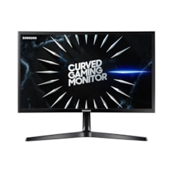 "Samsung Gaming C24RG50FQE 59.7 cm (23.5"") Full HD Curved Screen Gaming LCD Monitor - 16:9 - Black"