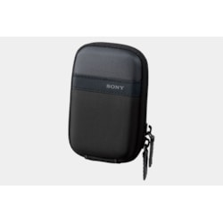 Sony LCSTWPL Carrying Case Camera, Memory Card, Battery - Black