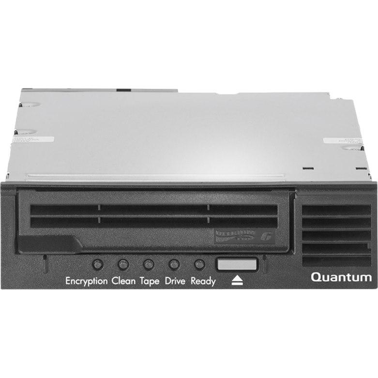 Quantum LTO-6 Tape Drive - 2.50 TB (Native)/6.25 TB (Compressed)