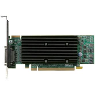 Matrox Matrox M9140 Graphic Card - 512 MB DDR2 SDRAM - Low-profile