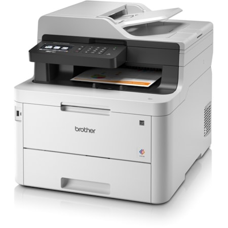 Brother MFC MFC-L3770cdw Wireless LED Multifunction Printer - Colour