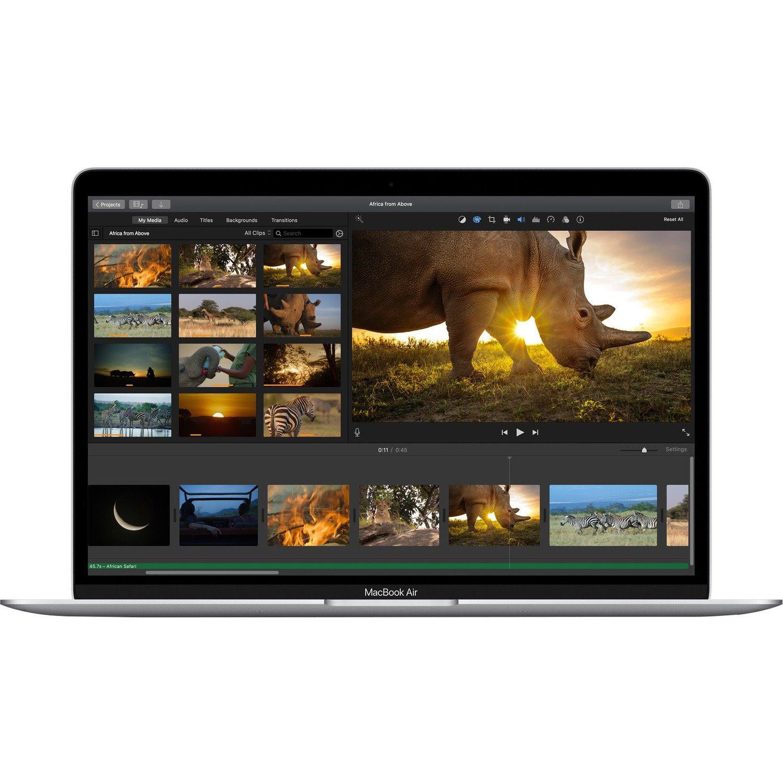 "Apple MacBook Air MGN63X/A 33.8 cm (13.3"") Notebook - WQXGA - 2560 x 1600 - Apple Octa-core (8 Core) - 8 GB RAM - 256 GB SSD - Space Gray"