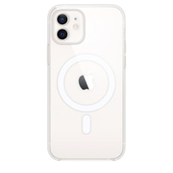 Apple Case for Apple iPhone 12, iPhone 12 Pro Smartphone - Clear