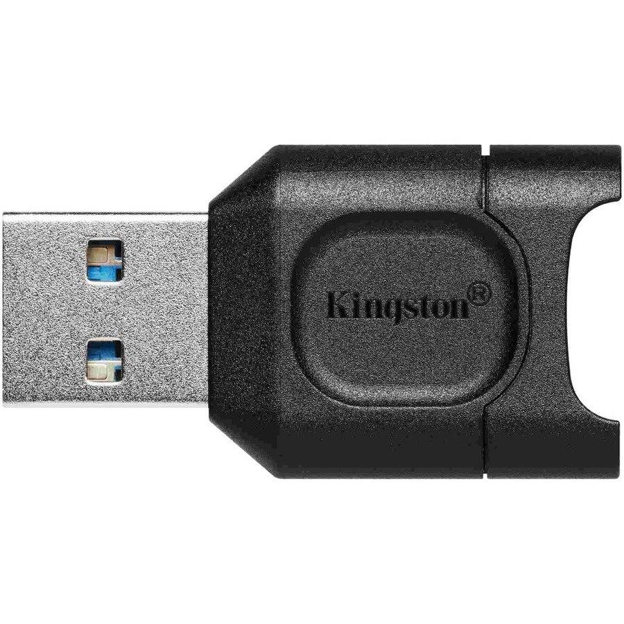 Kingston MobileLite Plus Flash Reader - USB 3.2 (Gen 1) Type A - External - 1 Pack