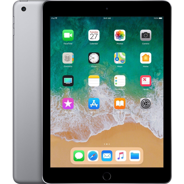 "Apple iPad Tablet - 24.6 cm (9.7"") - 32 GB Storage - Space Gray"