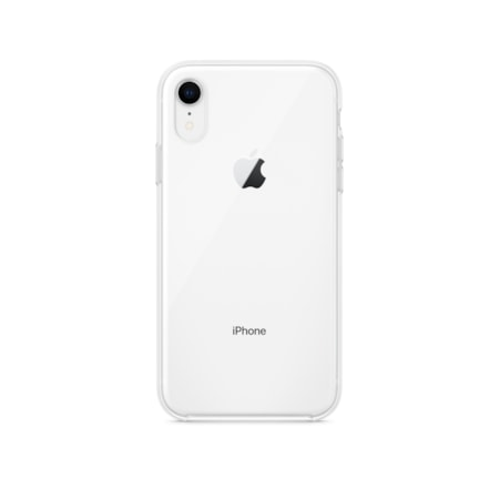Apple Case for Apple iPhone XR Smartphone - Clear