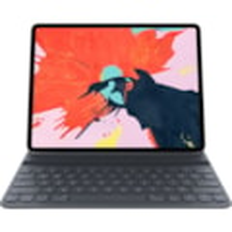 "Apple Smart Keyboard Folio Keyboard/Cover Case (Folio) for 32.8 cm (12.9"") Apple iPad Pro (2018) Tablet"
