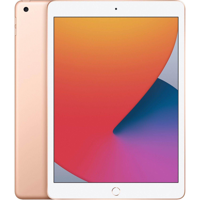 "Apple iPad (8th Generation) Tablet - 25.9 cm (10.2"") - 32 GB Storage - iPadOS 14 - Gold"