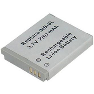 Canon NB-6L Battery - Lithium Ion (Li-Ion)