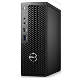 Dell Precision 3000 3240 Workstation - Intel Xeon Hexa-core (6 Core) W-1250 3.30 GHz - 16 GB DDR4 SDRAM RAM - 512 GB SSD