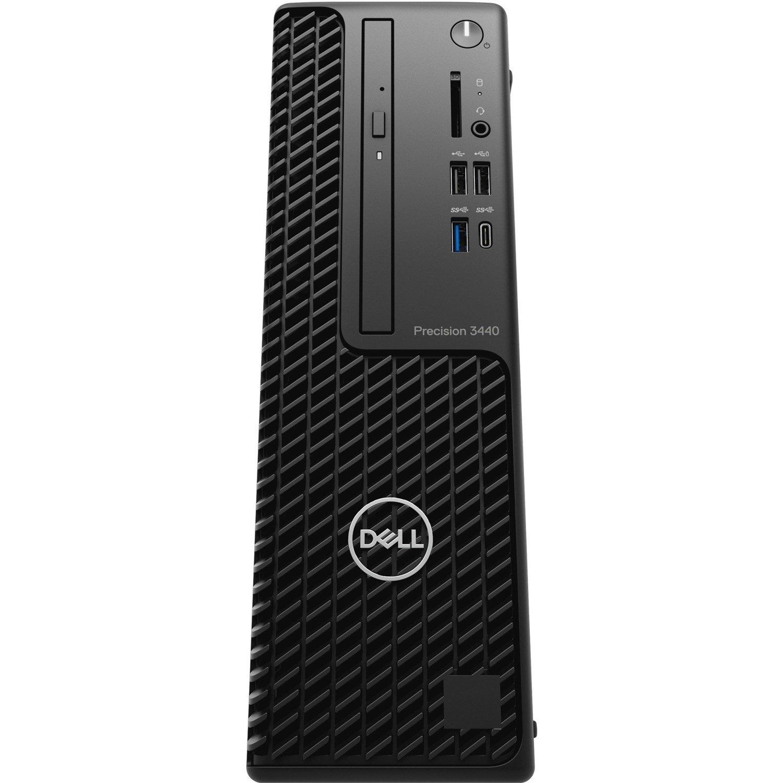 Dell Precision 3000 3440 Workstation - Intel Core i5 Hexa-core (6 Core) i5-10500 10th Gen 3.10 GHz - 8 GB DDR4 SDRAM RAM - 256 GB SSD - Small Form Factor