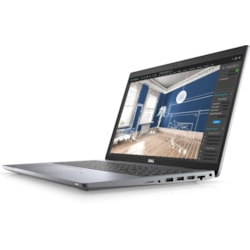 "Dell Precision 3000 3560 39.6 cm (15.6"") Mobile Workstation - Full HD - 1920 x 1080 - Intel Core i5 (11th Gen) i5-1145G7 Quad-core (4 Core) 2.60 GHz - 8 GB RAM - 256 GB SSD - Titan Gray"