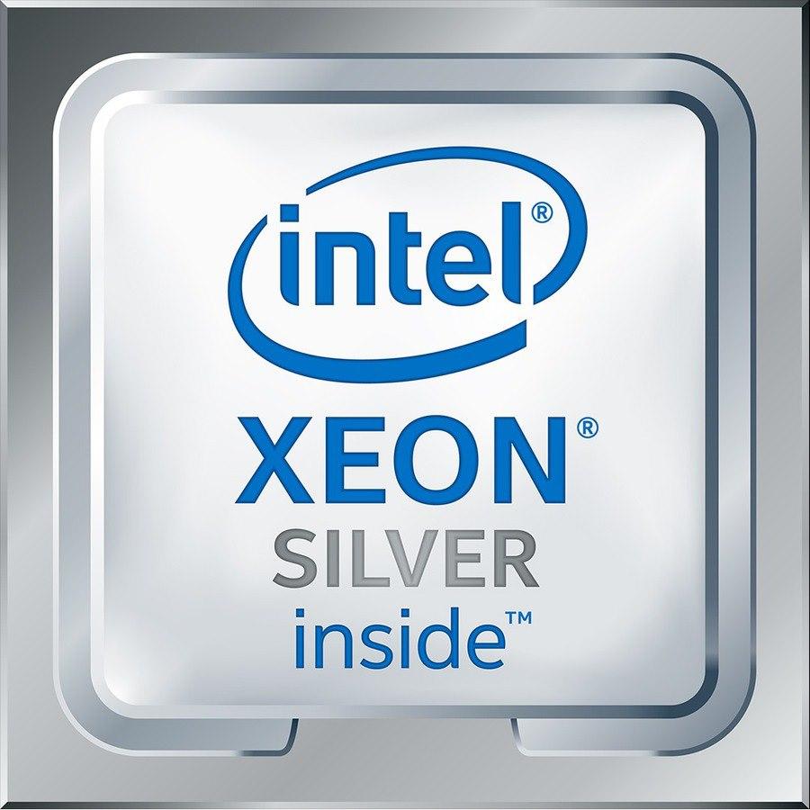 HPE Intel Xeon Silver (2nd Gen) 4208 Octa-core (8 Core) 2.10 GHz Processor Upgrade