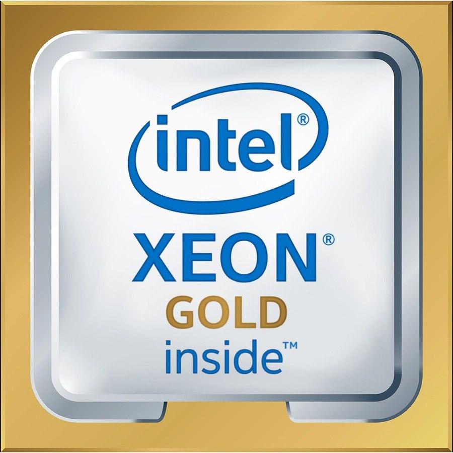 HPE Intel Xeon Gold 6242 Hexadeca-core (16 Core) 2.80 GHz Processor Upgrade