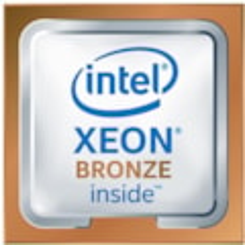 HPE Intel Xeon Bronze (2nd Gen) 3206R Octa-core (8 Core) 1.90 GHz Processor Upgrade