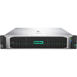 HPE ProLiant DL380 G10 2U Rack Server - 1 x Intel Xeon Silver 4210R 2.40 GHz - 32 GB RAM HDD SSD - Serial ATA/600, 12Gb/s SAS Controller