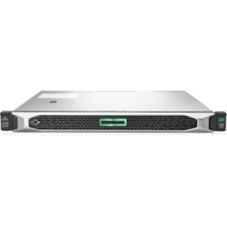 HPE ProLiant DL160 G10 1U Rack Server - 1 x Intel Xeon Bronze 3206R 1.90 GHz - 16 GB RAM HDD SSD - Serial ATA/600 Controller