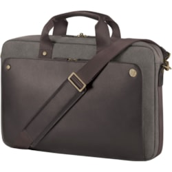 """HP Executive Carrying Case for 39.6 cm (15.6"""") Notebook - Brown"""