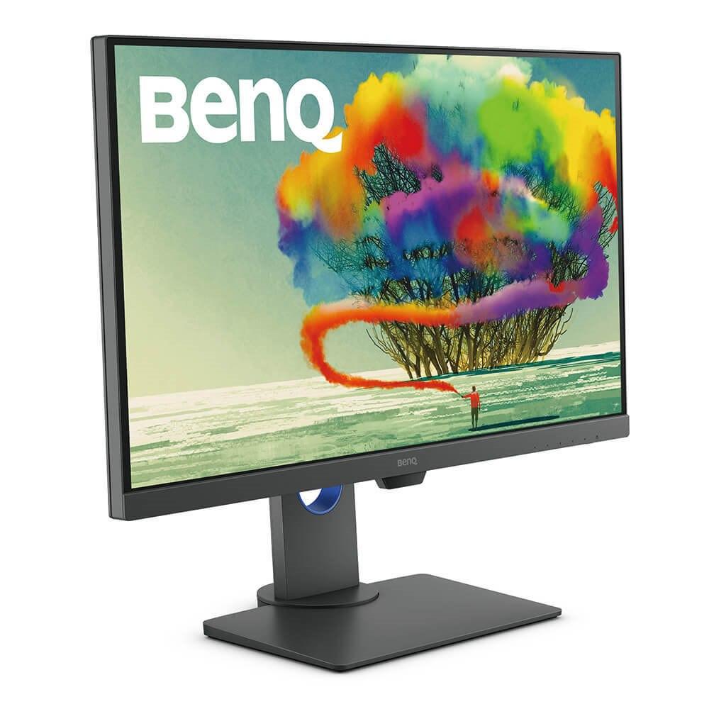 """BenQ PD2700U 68.6 cm (27"""") 4K UHD LED LCD Monitor - 16:9 - Grey"""