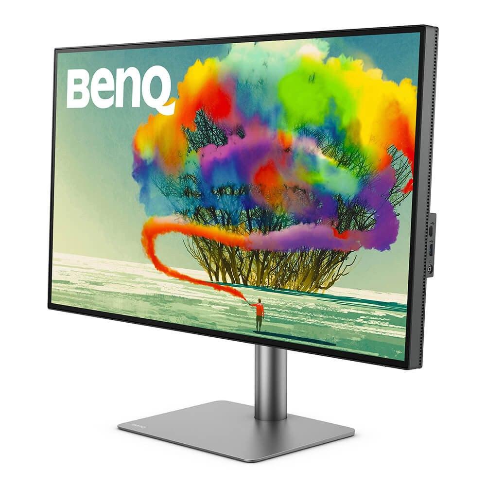 "BenQ DesignVue PD2720U 68.6 cm (27"") 4K UHD LED LCD Monitor - 16:9 - Grey"