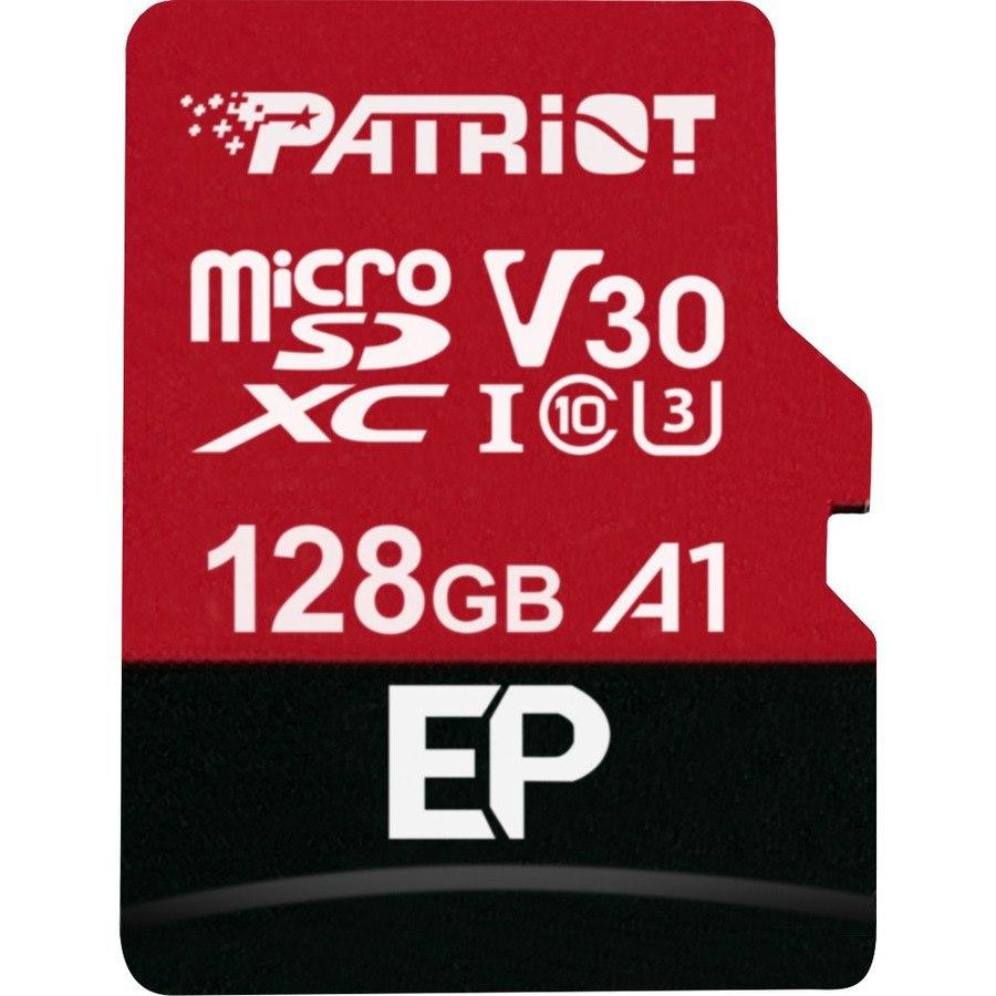 Patriot Memory 128 GB Class 10/UHS-I (U3) microSDXC