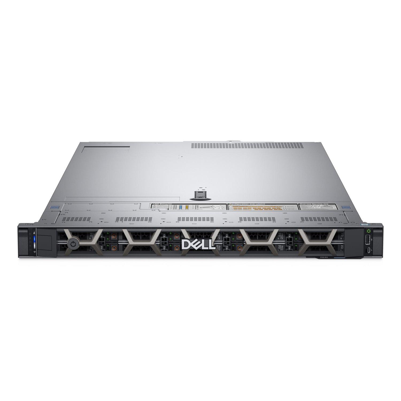 Dell EMC PowerEdge R640 1U Rack Server - 2 x Intel Xeon Silver 4210 2.20 GHz - 96 GB RAM - 1.20 TB (1 x 1.20 TB) HDD - 12Gb/s SAS, Serial ATA/600 Controller