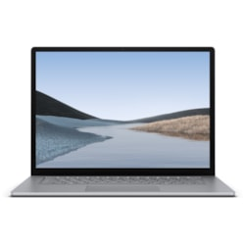 "Microsoft Surface Laptop 3 13.5"" Touchscreen Notebook - 2256 x 1504 - Intel Core i7 (10th Gen) i7-1065G7 Quad-core (4 Core) 1.30 GHz - 16 GB RAM - 256 GB SSD - Platinum"