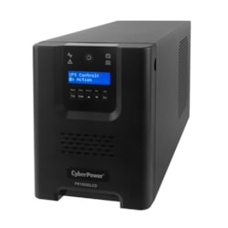 CyberPower Professional Tower PR1500ELCD Line-interactive UPS - 1.50 kVA/1.35 kW