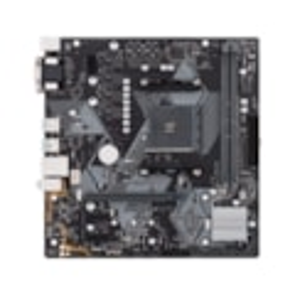 Asus Prime B450M-K Desktop Motherboard - AMD Chipset - Socket AM4 - Micro ATX