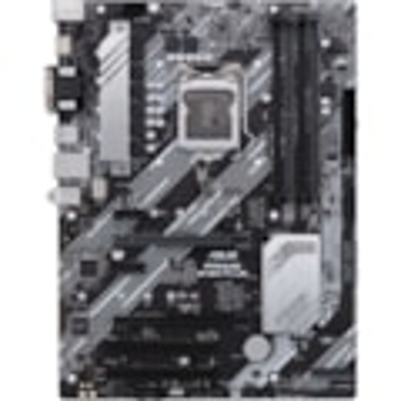 Asus Prime B460-PLUS Desktop Motherboard - Intel Chipset - Socket LGA-1200 - Intel Optane Memory Ready - ATX