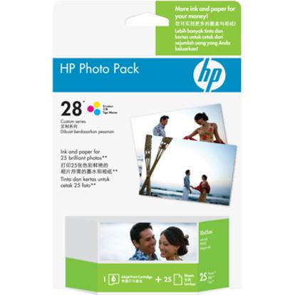 HP 28 Original Ink Cartridge - Value Pack - Cyan, Magenta, Yellow