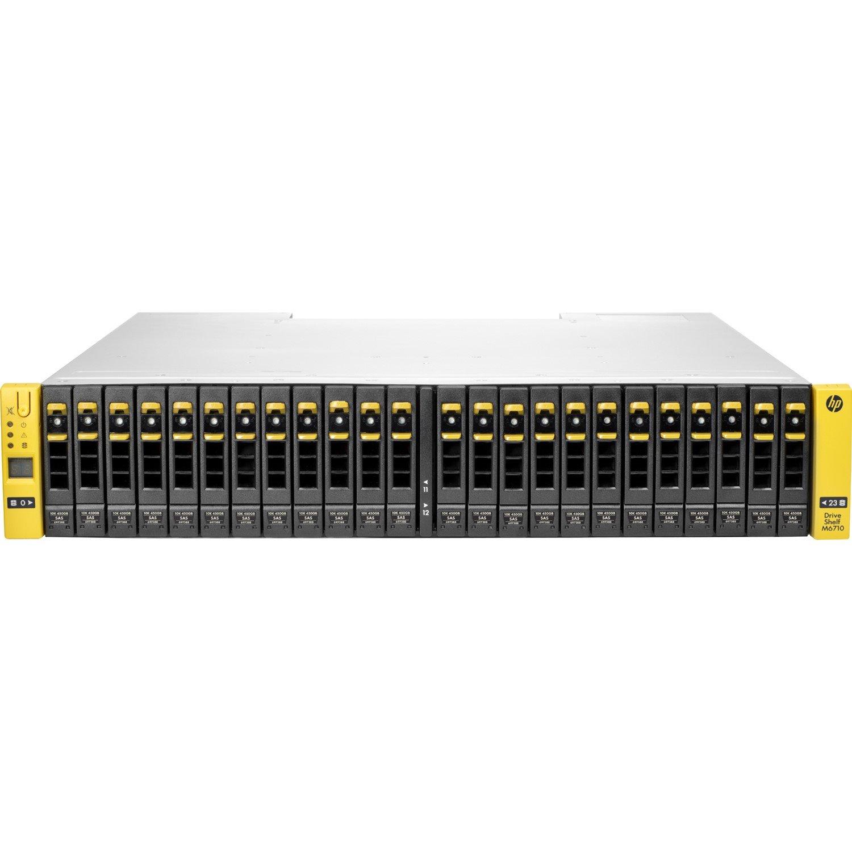 HP M6710 2.5in 2U SAS Drive Enclosure-HPE Proactive Care 24x7 SVC