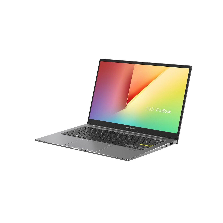 "Asus VivoBook S13 S333 S333JA-EG009R 33.8 cm (13.3"") Notebook - Full HD - 1920 x 1080 - Intel Core i5 (10th Gen) i5-1035G1 Quad-core (4 Core) 1 GHz - 8 GB RAM - 512 GB SSD - Indie Black"