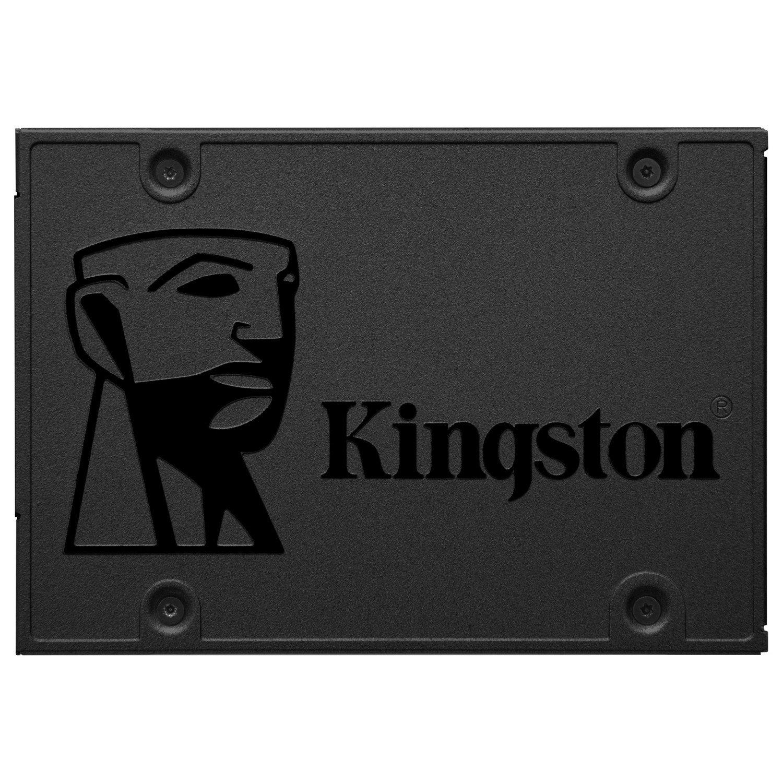 "Kingston A400 120 GB Solid State Drive - 2.5"" Internal - SATA (SATA/600)"