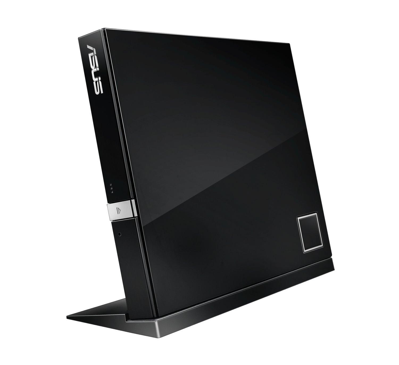 Asus SBW-06D2X-U Blu-ray Writer - Black