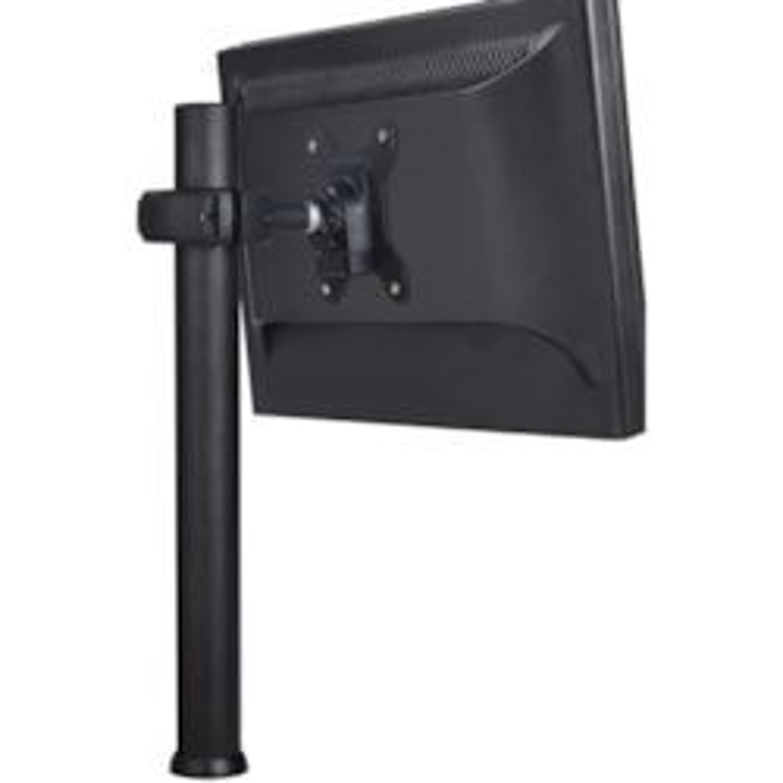 Atdec SD-DP-420 Pole Mount for Flat Panel Display - Black