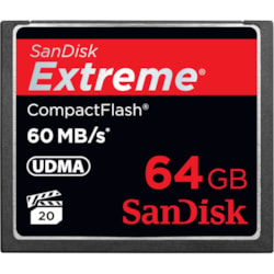 SanDisk Extreme 64 GB CompactFlash