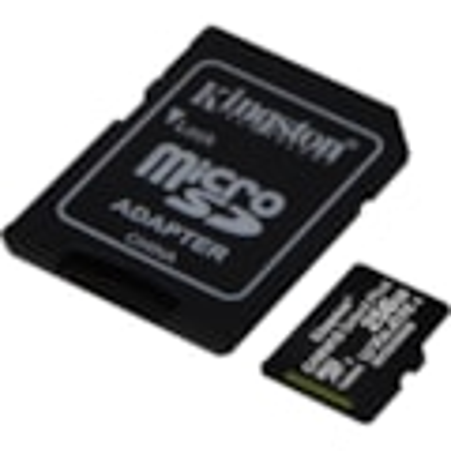 Kingston Canvas Select Plus 256 GB Class 10/UHS-I (U3) microSDXC - 1 Pack