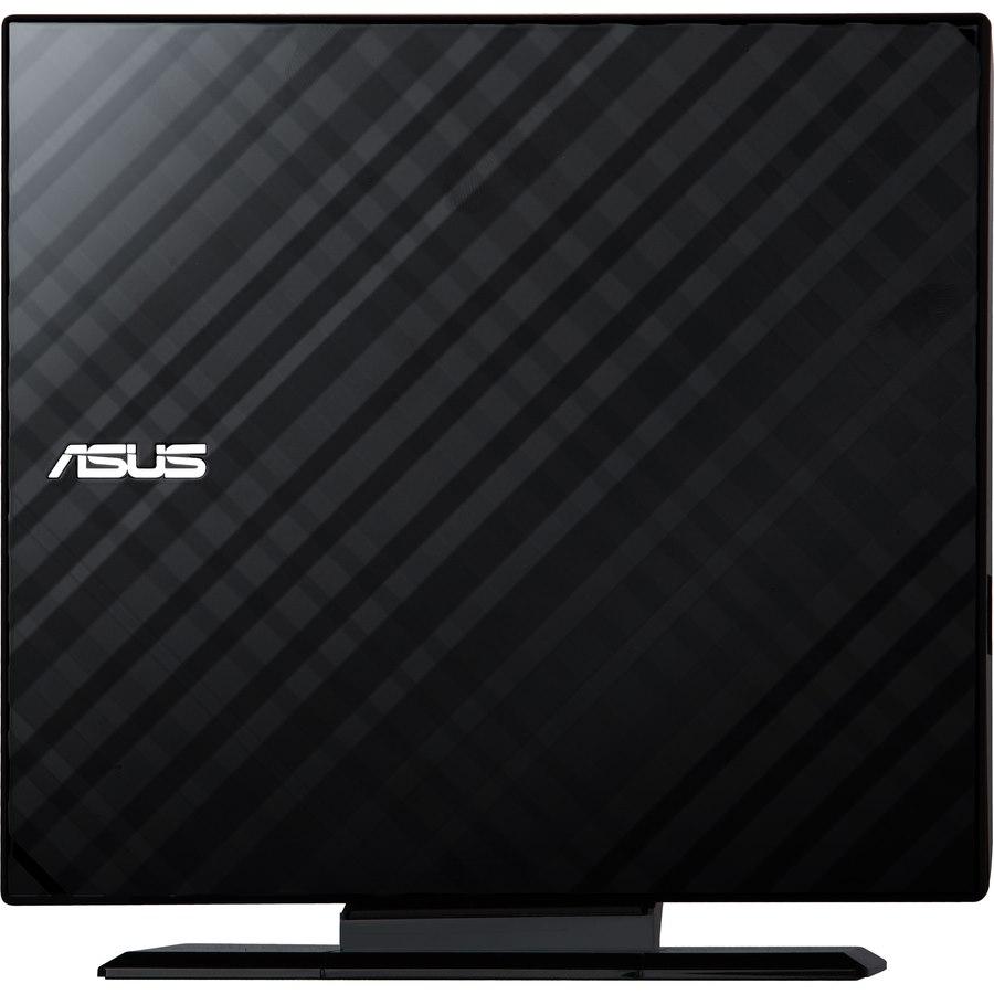 Asus SDRW-08D2S-U Portable DVD-Writer - Black