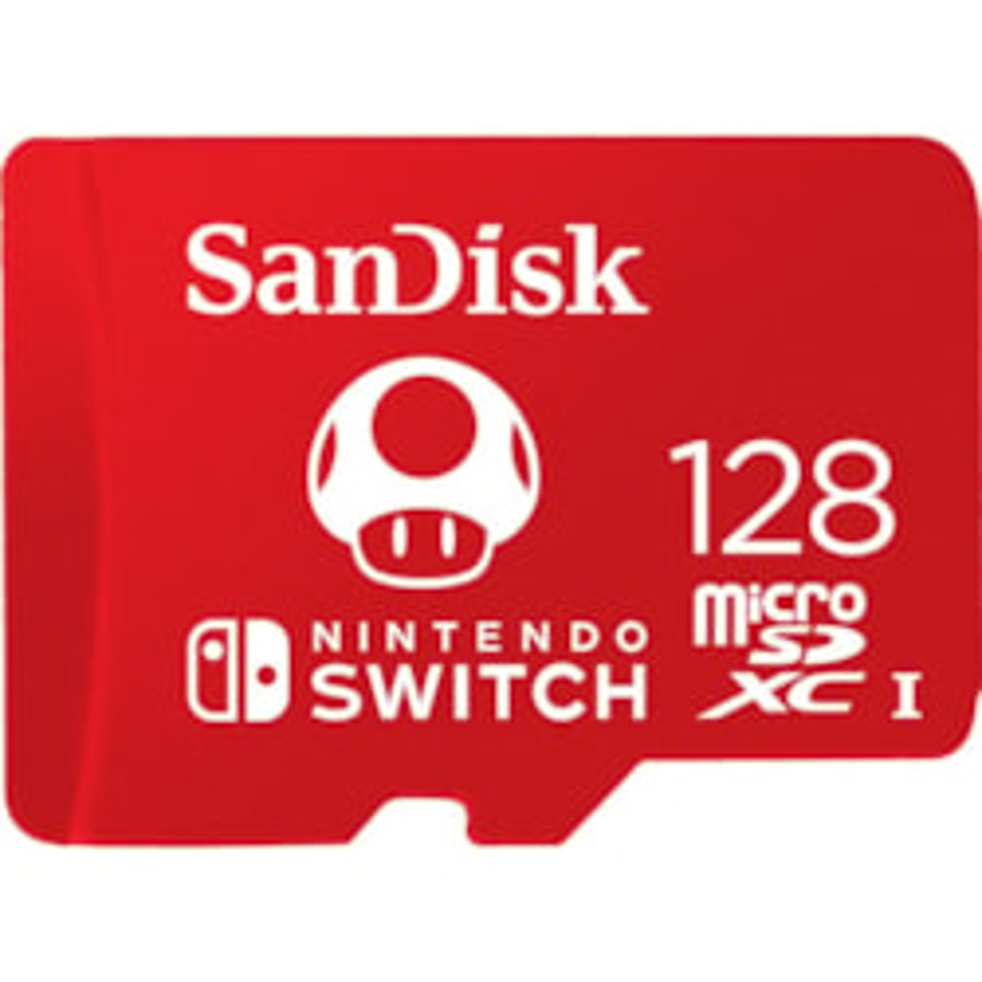 SanDisk 128 GB UHS-I (U3) microSDXC