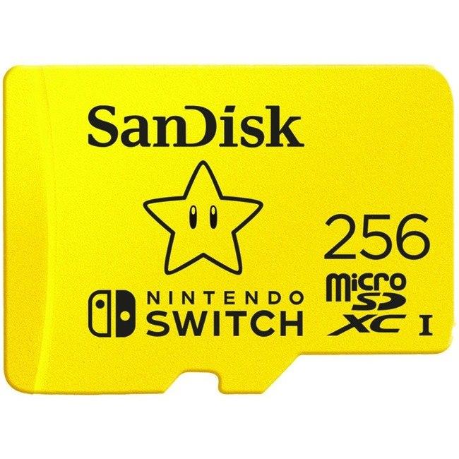 SanDisk 256 GB microSDXC