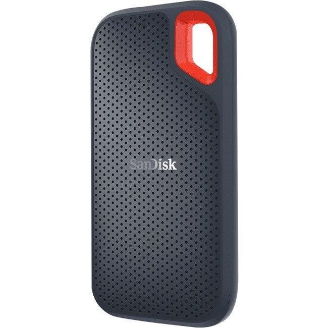 SanDisk Extreme SDSSDE60-250G-G25 250 GB Portable Solid State Drive - External