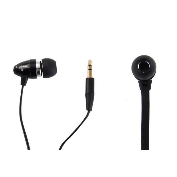 Shintaro Wired Earbud Binaural Stereo Earphone