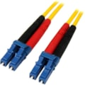 StarTech.com 4 m Fibre Optic Network Cable for Network Device, Switch, Hub, Patch Panel, Router - 1